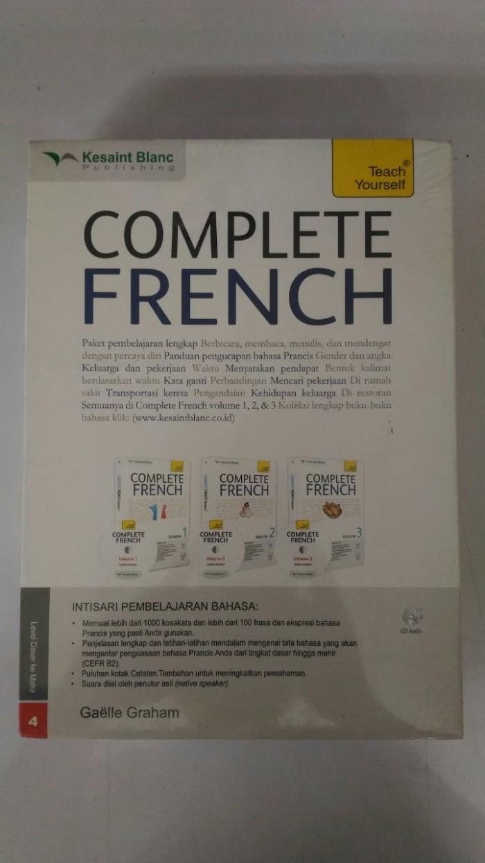 Jual Buku Plete French Kota Blitar Toko Mulia Blitar
