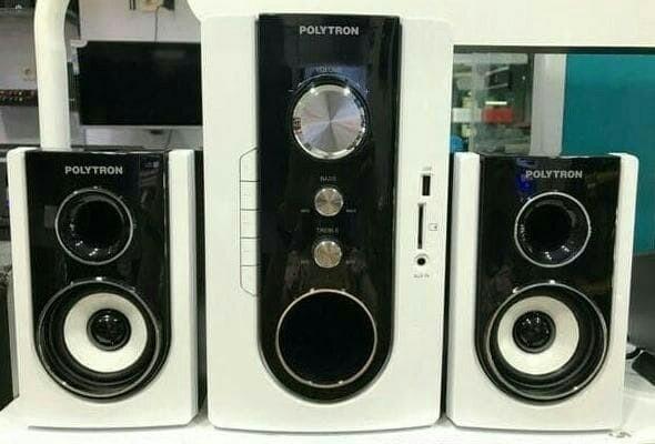 speaker aktif Polytron PMA 9300 white