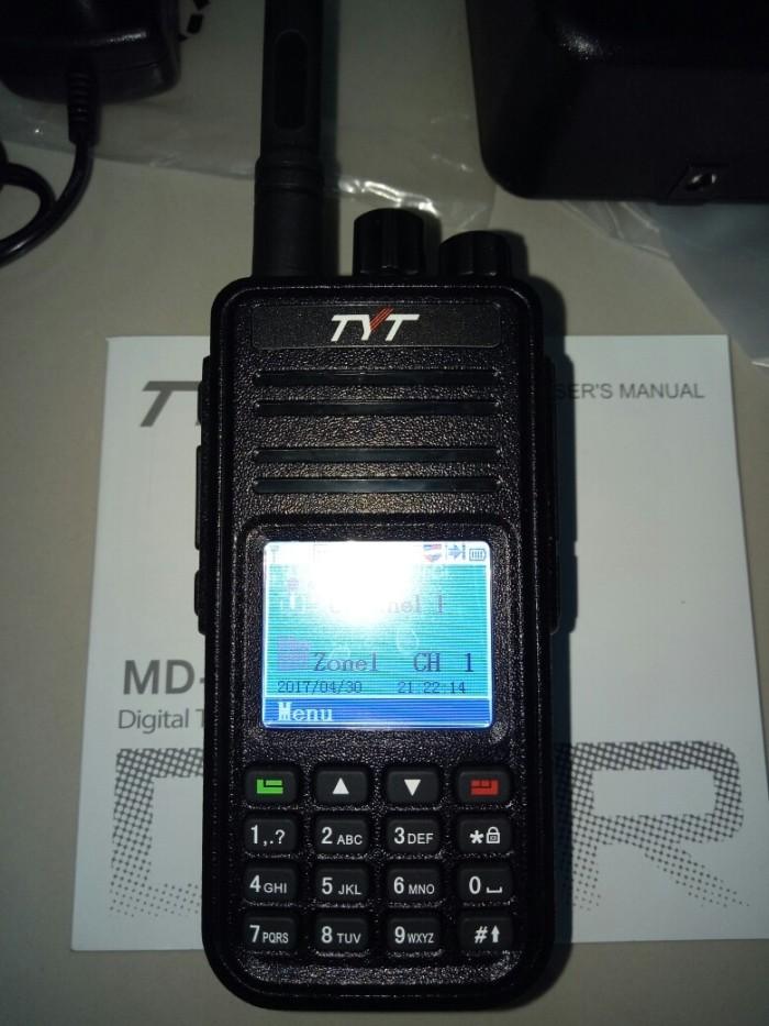 Jual HT 1000 channel merk TYT dmr md-380 vhf 136-174 new tech spt hp - Kota  Tangerang Selatan - rbbmotorsport | Tokopedia