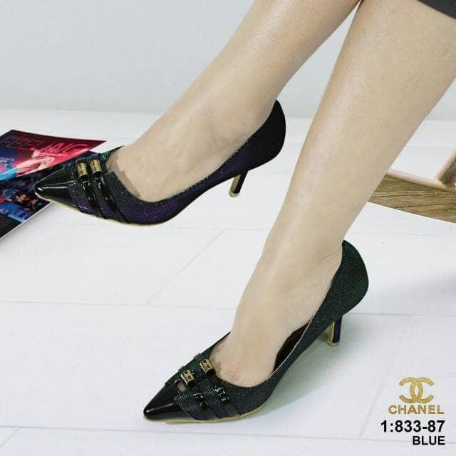 Katalog Sepatu Chanel Travelbon.com