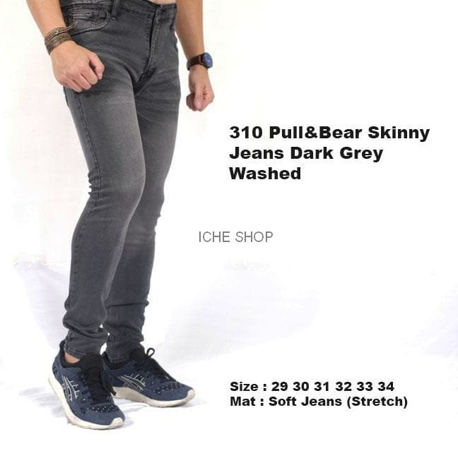 995058 999 Dompet Denim Jeans Abu Tua Dark Grey Wallet Source · Kalibre .