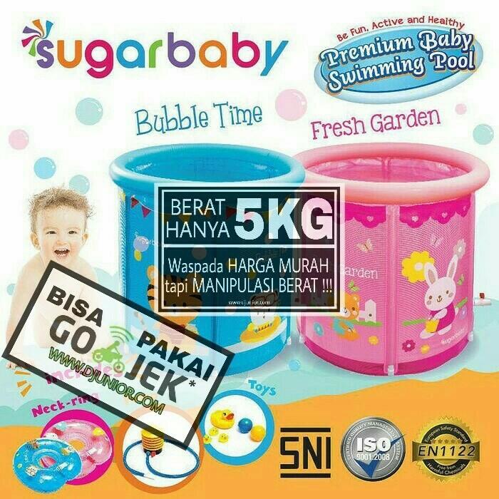 harga Sugar baby - premium swimming pool / kolam renang bayi / spa Tokopedia.com