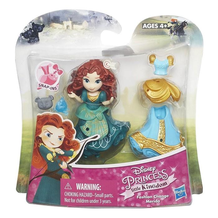 harga Disney princess little kingdom merida fashion change playset hasbro Tokopedia.com