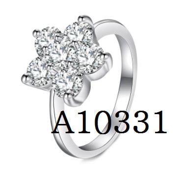 harga Cincin silver kristal Tokopedia.com