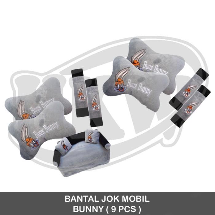 harga Bantal 9 pcs bunny mobil corolla toyota Tokopedia.com