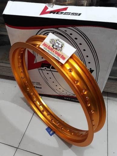 harga Velg 215 17 merk rossi Tokopedia.com