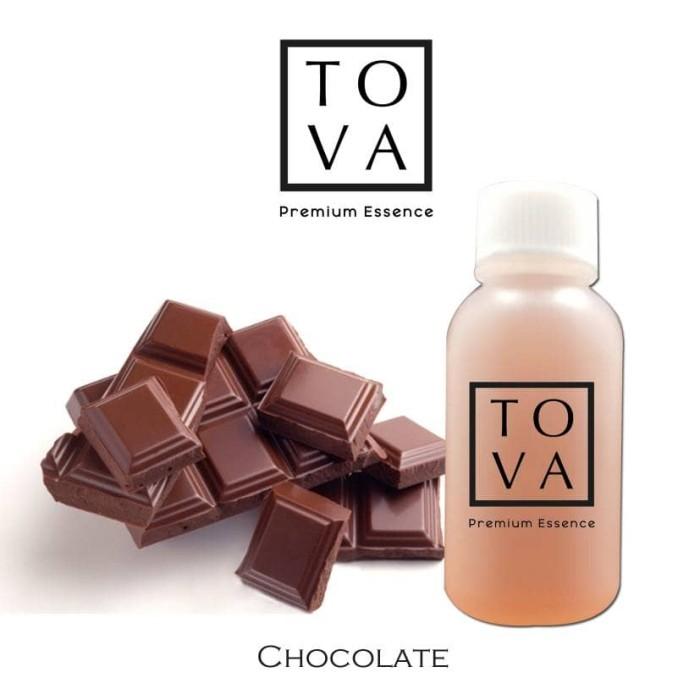 Essen makanan /flavor tova coklat