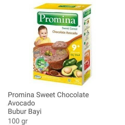 Katalog Bubur Promina Travelbon.com