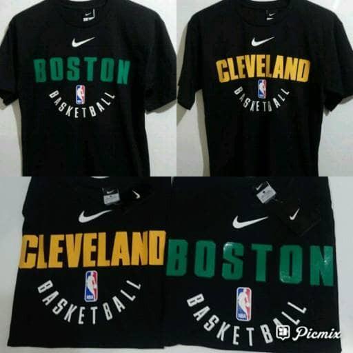 harga Kaos basket nike nba /kaos basket cleveland boston 2 basketball tshirt Tokopedia.com