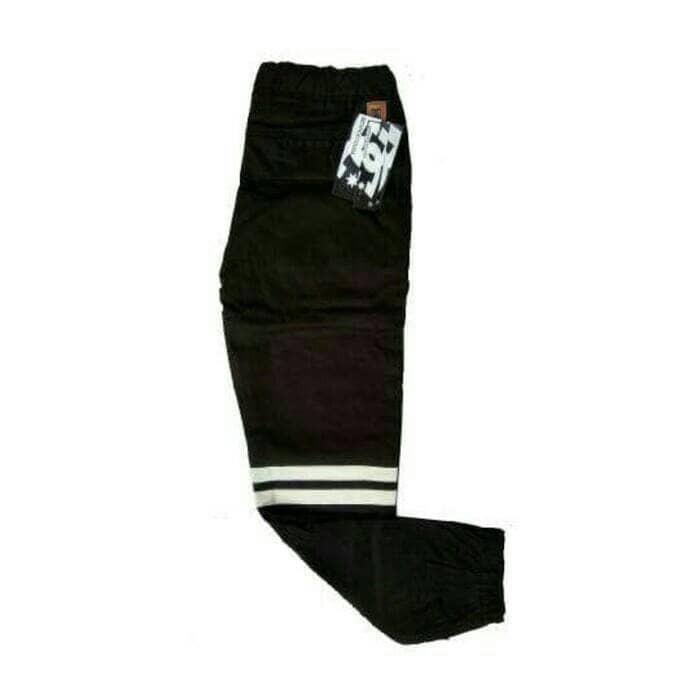 Celana chino jogger pants strip naruto