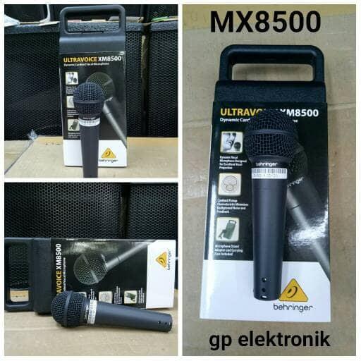 harga Microphone behringer mx8500 Tokopedia.com