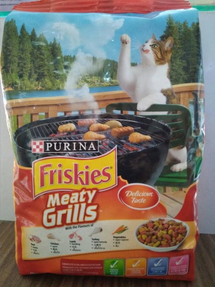 friskies adult meaty grills 450gr