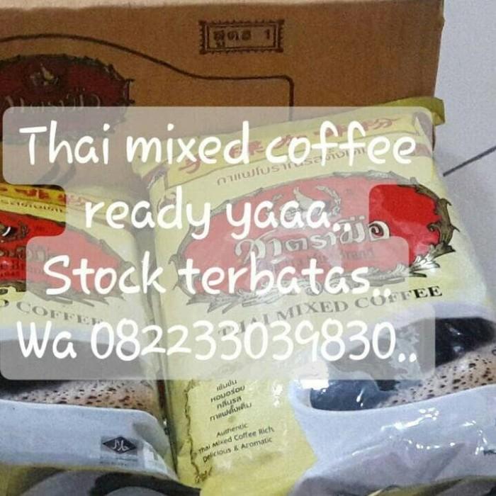thai mixed coffee / thai coffee / kopi thailand /chatramue /number one