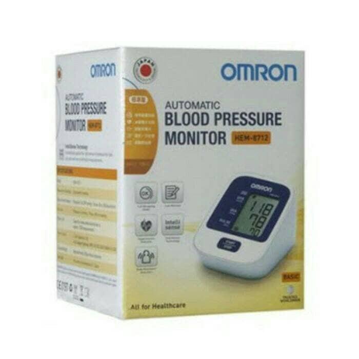 Info Alat Tensi Darah Digital Merk Omron Travelbon.com