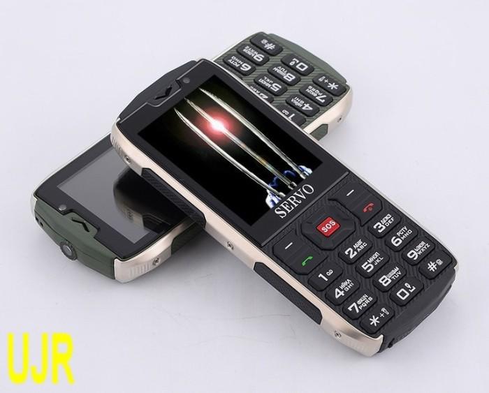 harga Handphone 2.8 inch gprs quad sim card 4 with power bank 3000mah Tokopedia.com