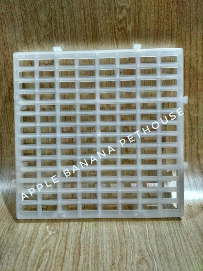 harga Alas kandang/footrest white uk 3030 Tokopedia.com
