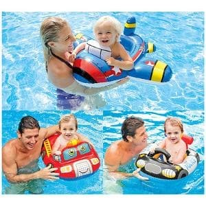 Pelampung renang anak/intex kiddie car float - 59586/intex ban mobil