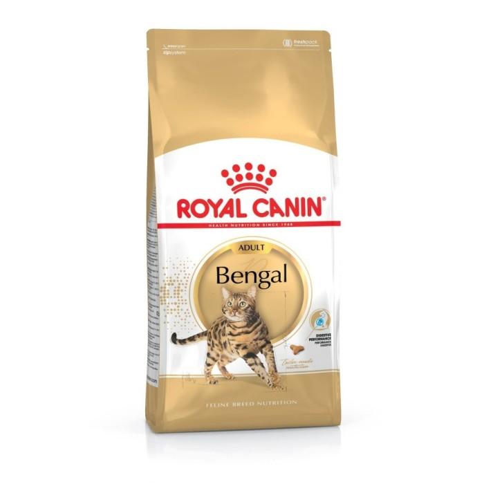 harga Makanan Kucing Royal Canin Bengal 2kg Tokopedia.com