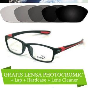 Frame kacamata korea baca minus photogrey photocromic anti radiasi 00bd7269b4