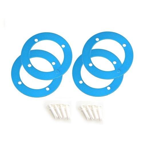Jual Makeblock Timing Pulley Slice 90t-B-Blue(4-Pack) Harga Promo Terbaru