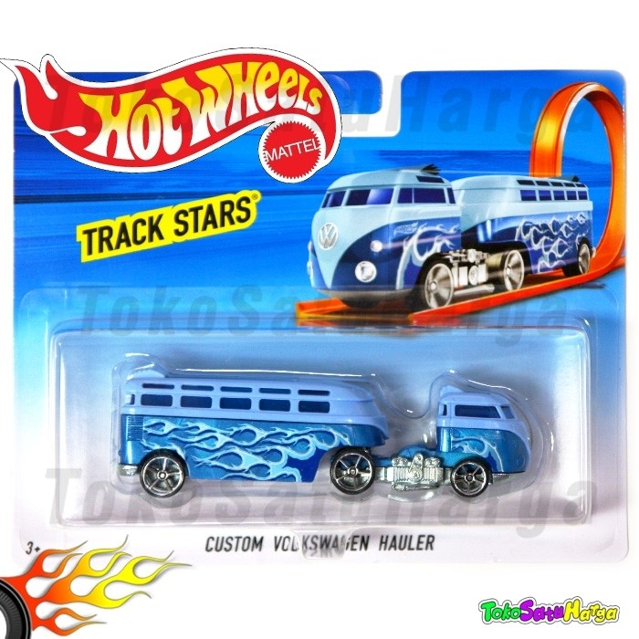 harga Hot wheels truck custom volkswagen hauler track stars truk hotwheels Tokopedia.com