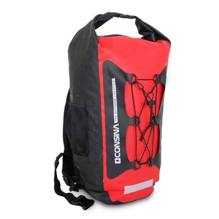 harga Consina water bag pack waterproof - merah muda Tokopedia.com