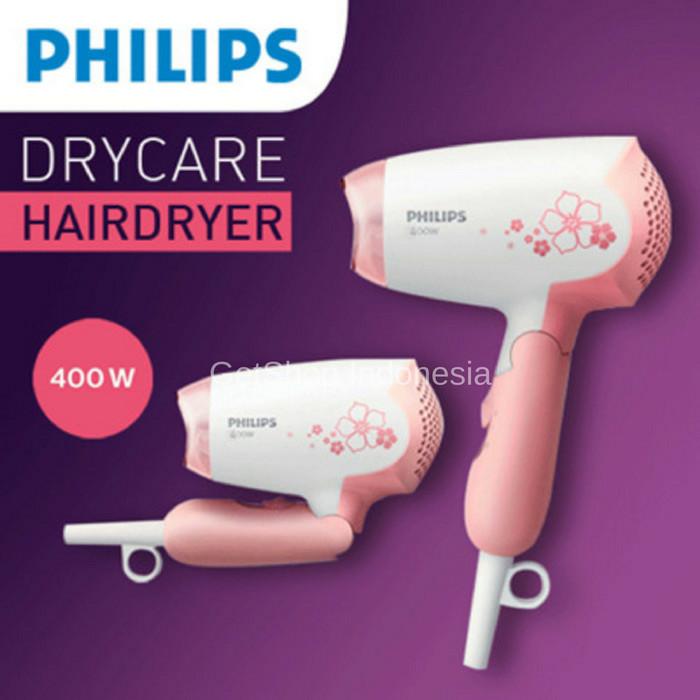 Jual Philips Hair Dryer HP8108-02 Pengering Rambut ORIGINAL - PEACH ... dbb73c4a77