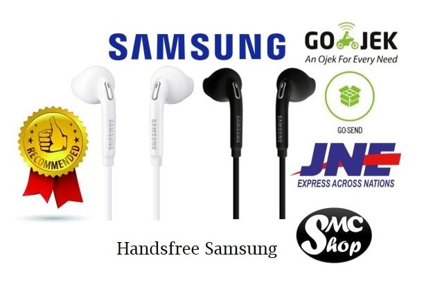 harga Handsfree headset earphone ori samsung note5 & s7 series original Tokopedia.com
