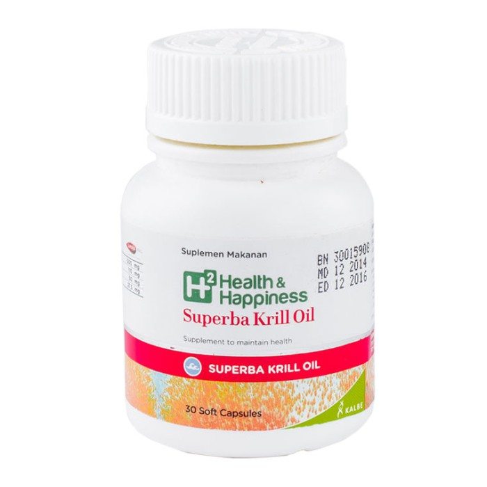 Kesehatan:H2 - Superba Krill Oil (Bottle @30 Soft Capsules) 220886353 B82c4c6a Dd07 4d44 9cc4 E67a102d6674 760 760.jpg
