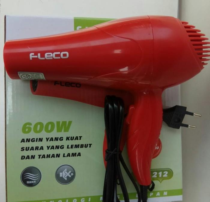 Pengering rambut 212 FLECO 600W Hair Dryer perlengkapan Salon. 5ecb3c3665