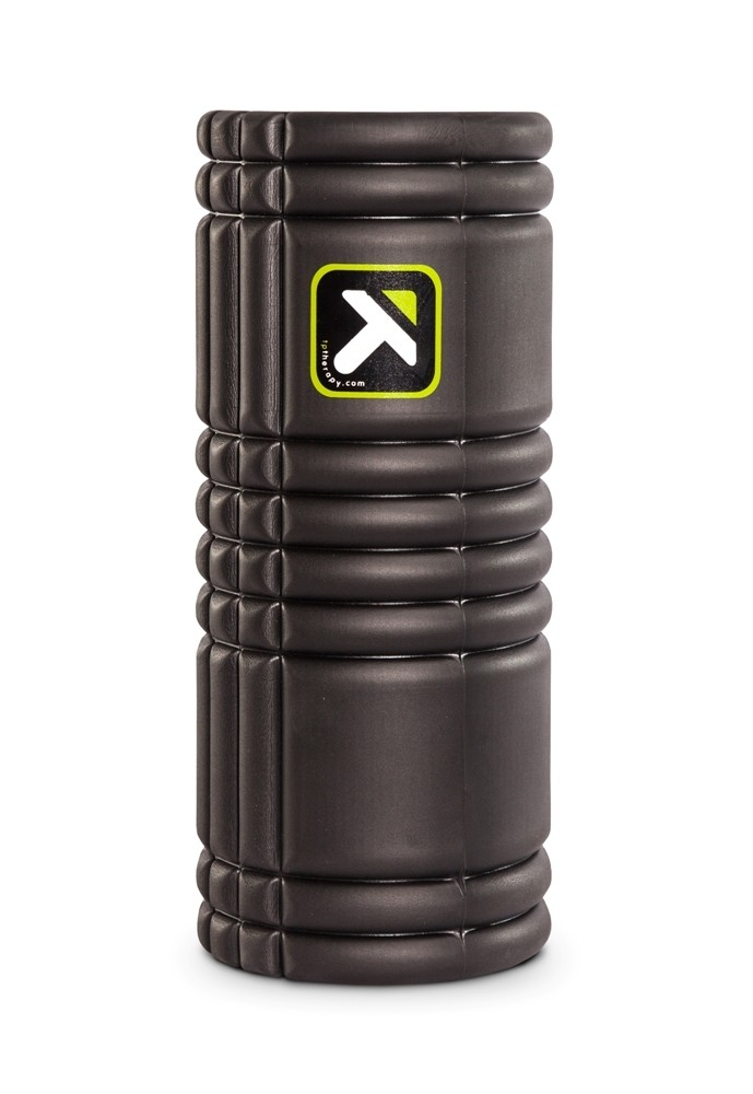 Trigger point therapy the grid foam roller - black