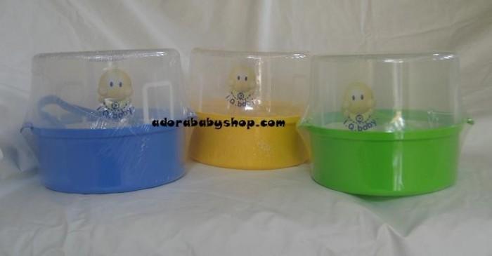 Iq Baby Rak Penyimpan Botol Susu - Kuning