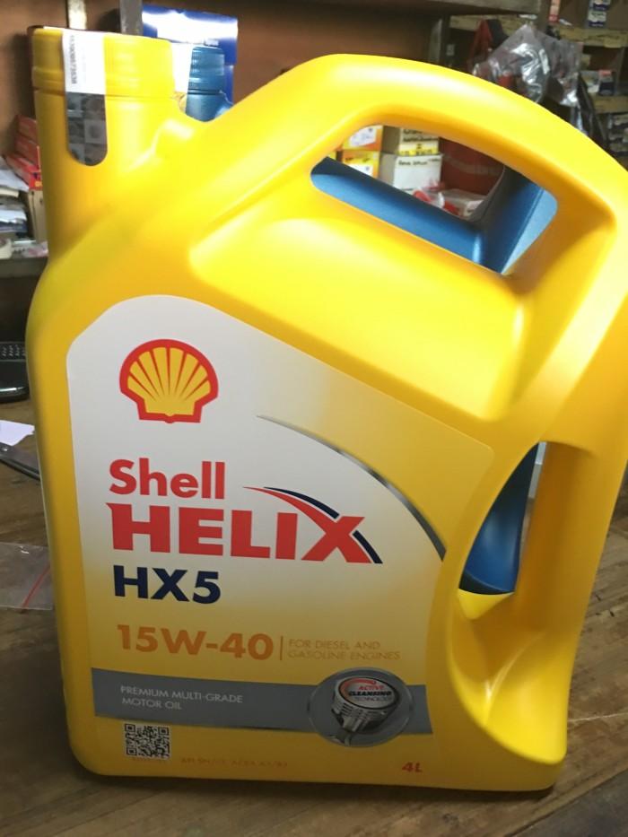 Oli Shell Helix Hx5 15w 40 4x1l