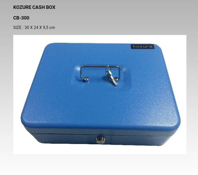 harga Cash box / safety box. kozure cb-250 Tokopedia.com