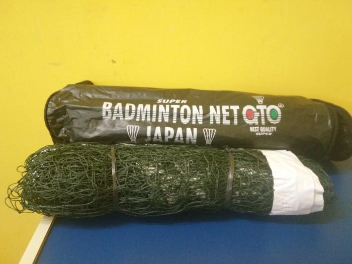 harga Net badminton gto tas hitam Tokopedia.com