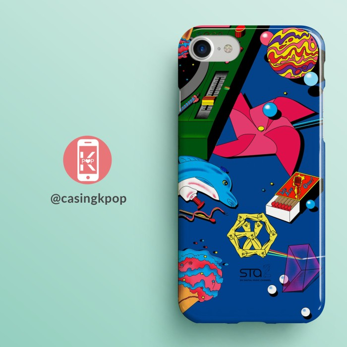 Casing Handphone Kpop Exo Power Remix