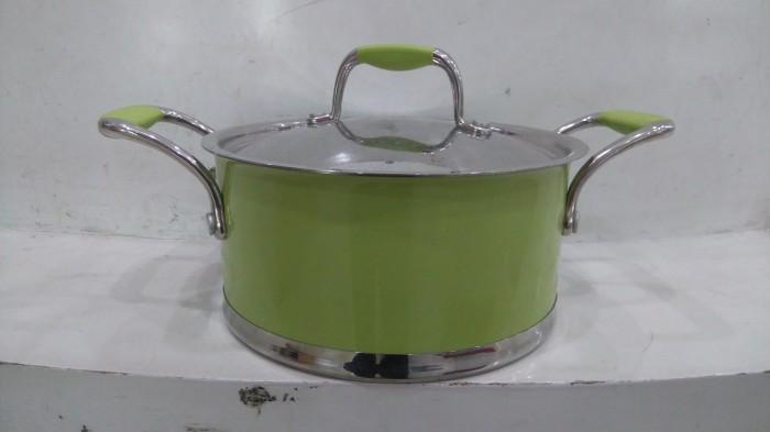 Maxim tivoli mss panci stainless steel 20cm hijau