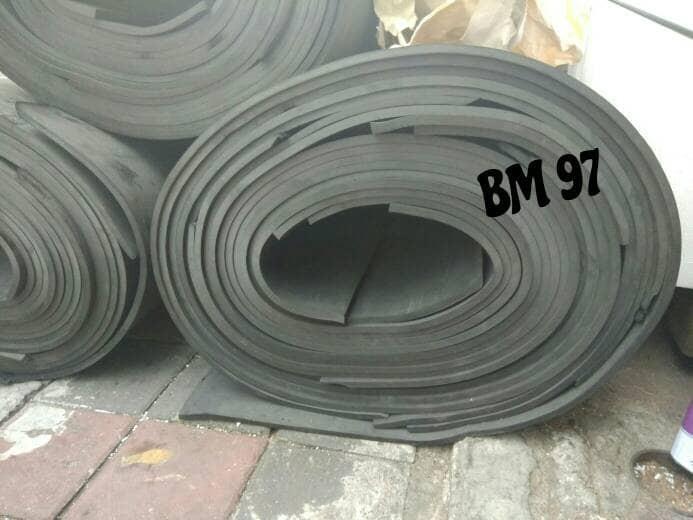 Foto Produk Busa ati hitam 5mm/spon ati/sponge eva foam lembaran dari BM 97