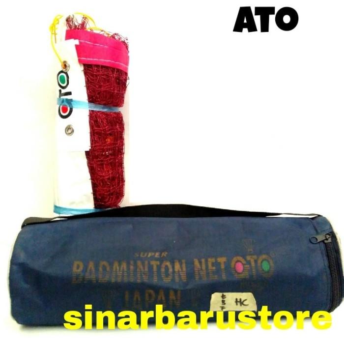 harga Net/jaring bulu tangkis/badminton  gto Tokopedia.com
