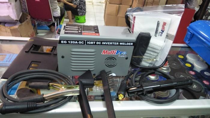 harga Mesin / trafo las inverter 450 watt 120 a multipro eg 120a sc Tokopedia.com