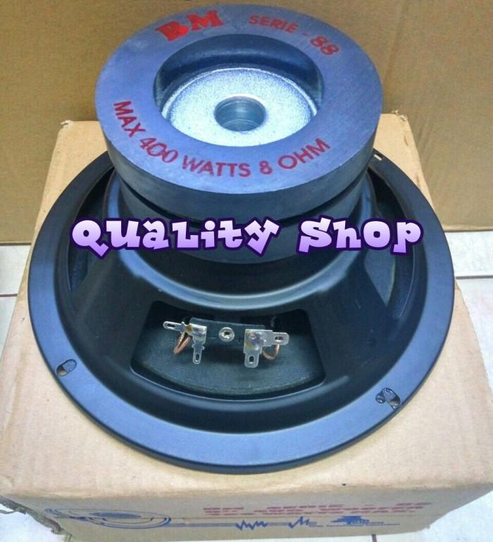 harga Speaker subwoofer bm 8 inch double magnet 400 watt Tokopedia.com