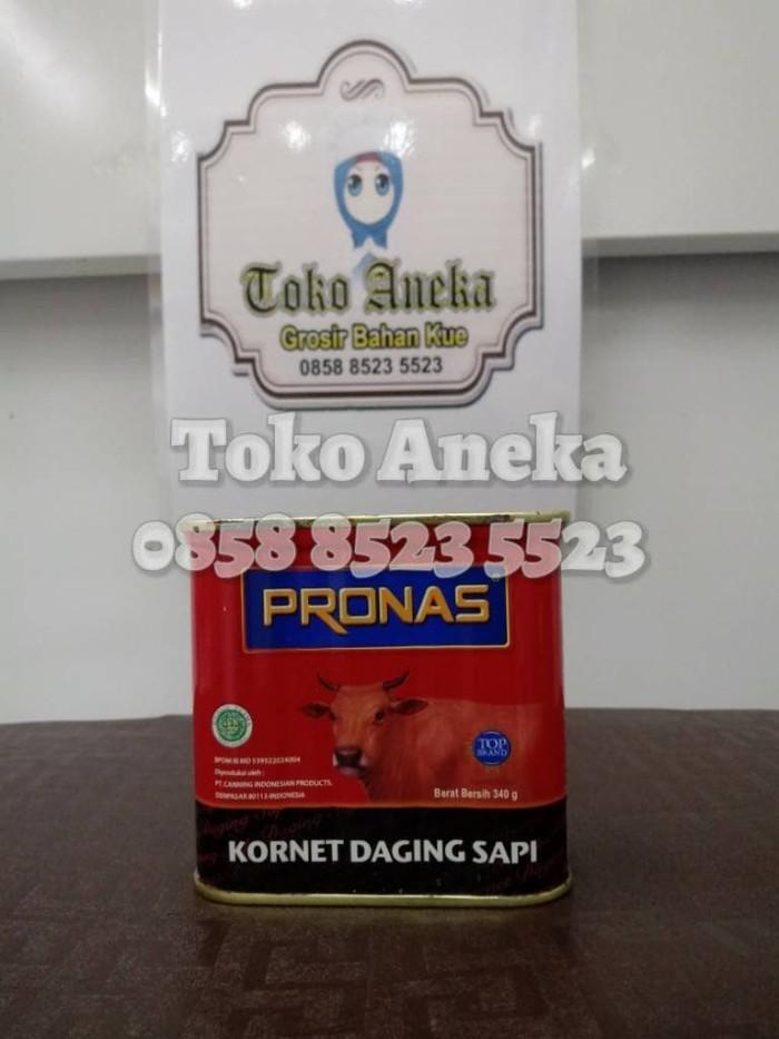 harga Kornet sapi pronas 340gr Tokopedia.com