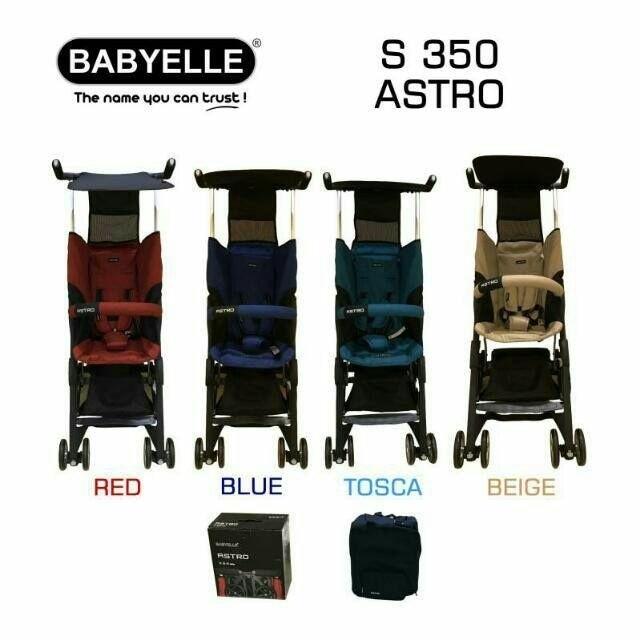 harga Stroller baby elle astro s350 Tokopedia.com