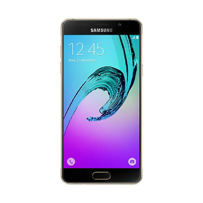 Samsung Galaxy A7 2016 Garansi Resmi - Gold