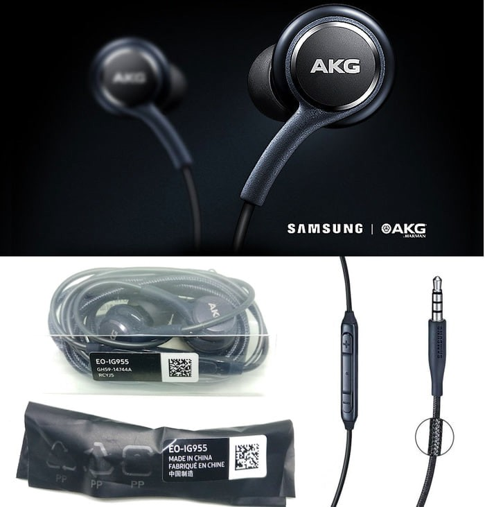 Earphone Headset AKG SAMSUNG Note 8|S8|S8+ ORIGINAL Premium NEW!