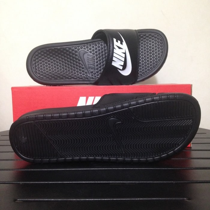 72cb8f006d89 Jual Sandal Nike Benassi Jdi Black 343880-090 Original BNIB ...