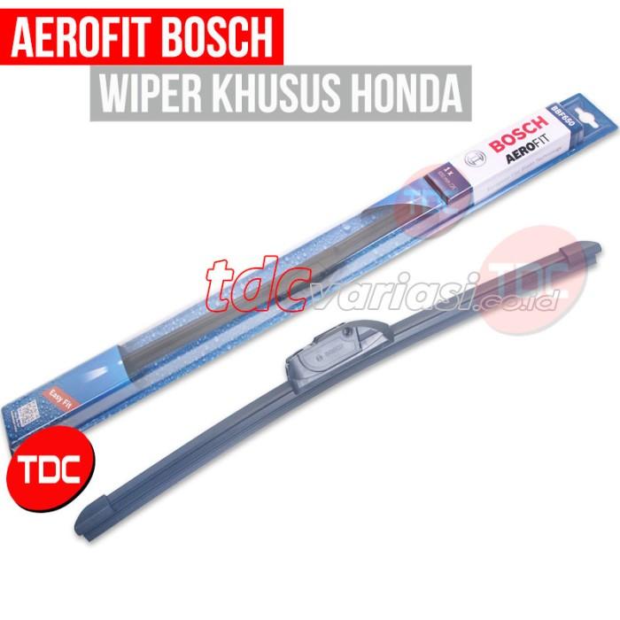 harga Honda jazz lama wiper blade bosch asli clear advantage pisang 24 & 14 Tokopedia.com