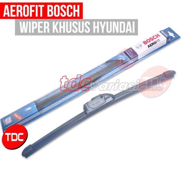 harga Hyundai gets wiper blade bosch asli clear advantage pisang 22 & 14 Tokopedia.com