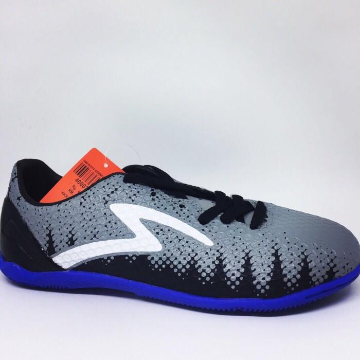harga Sepatu futsal specs original cyanide wildcat black blue new 2018 Tokopedia.com