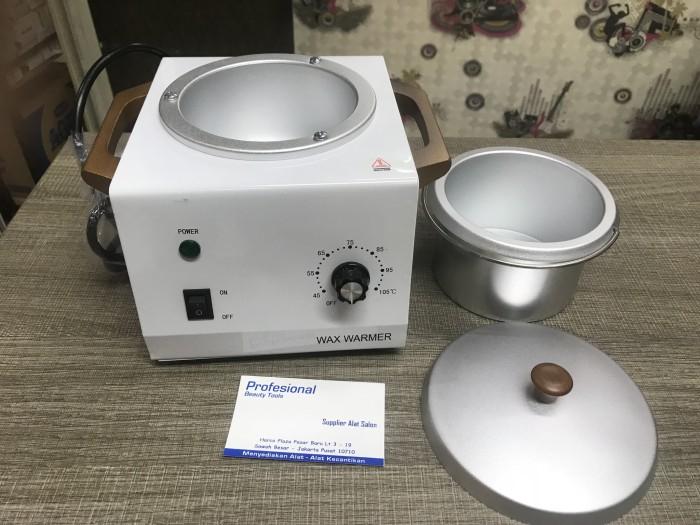 harga Single wax warmer heater/ pemanas wax 1 tungku/ hot parafin Tokopedia.com